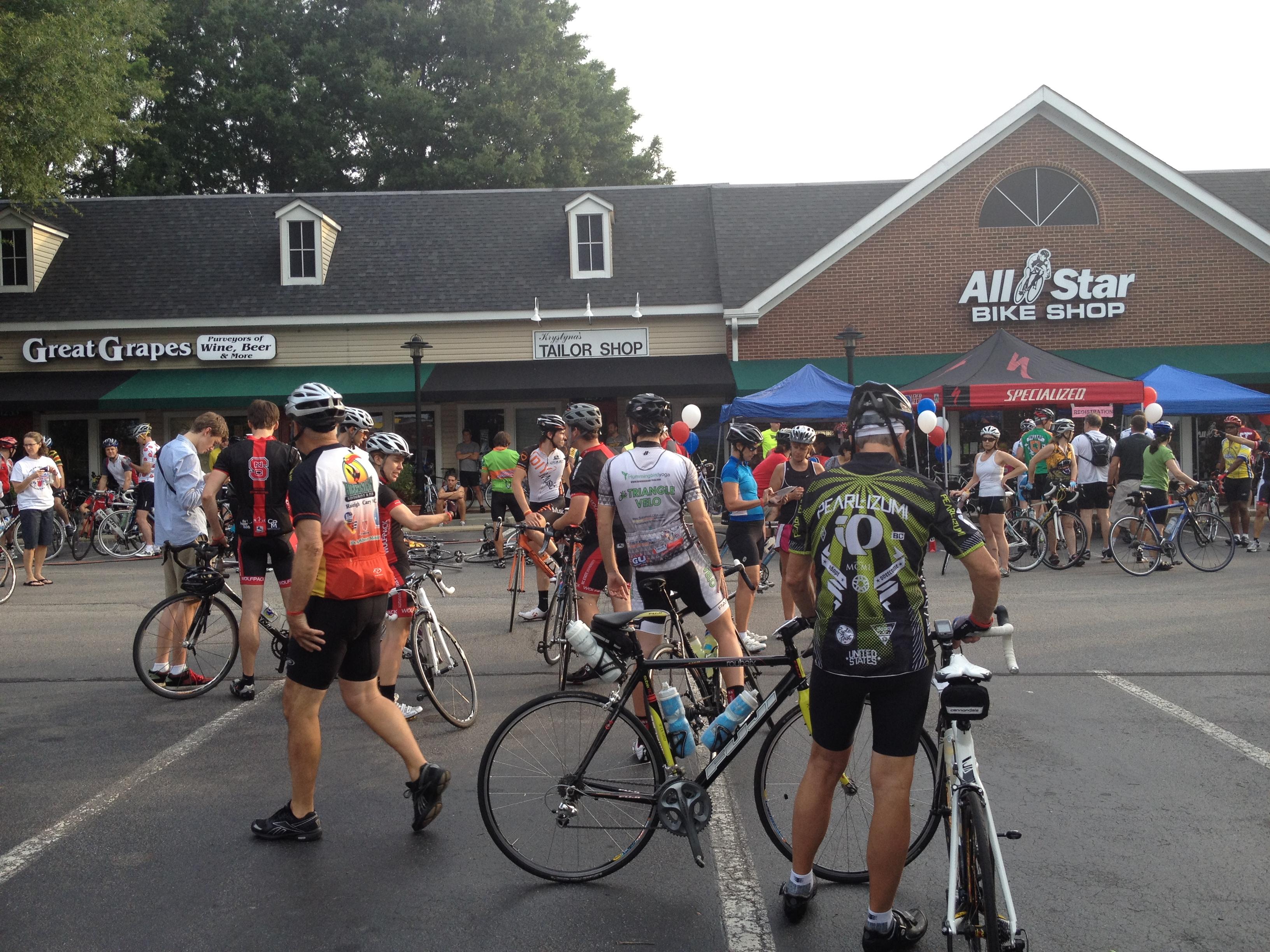 college bike shop