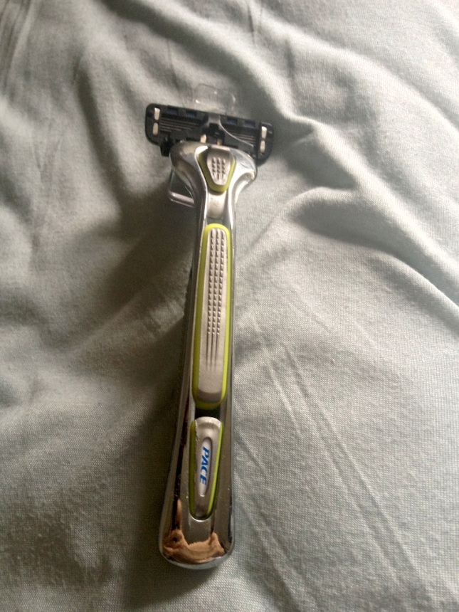 Dorco Pace 6 handle... by far the best. I really like using this handle.