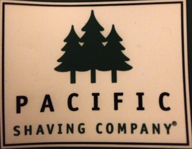 Meet Pacific Shaving Company! Great logo!
