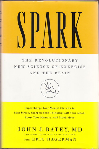 Spark book John Ratey Exercise Brain