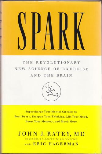 Spark book John Ratey Exercise Brain